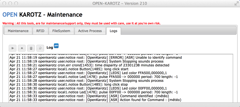 OPEN-KAROTZ - Version 210